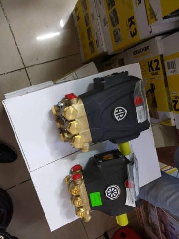 Моечные машины в Кыргызстан: Помпа для автомойки. Италия Германия. ТЦ табылга Бутик т10