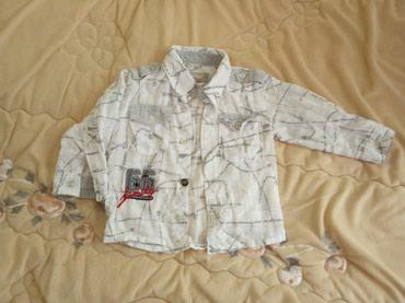 Sumqayıt şəhərində Рубашка на 9-12 мес.