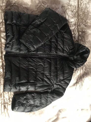 Куртка зимняя фирменная «Адидас», 2ХL, пух, отличное состояние