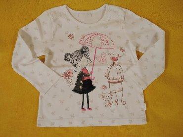 Dečija odeća i obuća - Barajevo: Waikiki majica za devojčiceVeličina 98-104Jedanput nošena kao nova