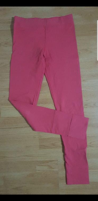 Zenske pink helanke velicina: S - Loznica