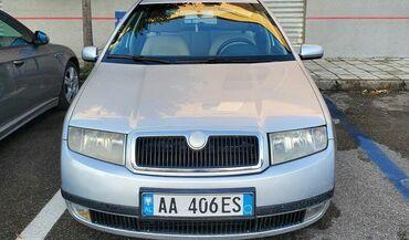Skoda Fabia 1.4 l. 2004 | 190000 km