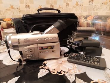 panasonic nv gs60 в Азербайджан: Panasonic NV-DS15 alana, 5 ended kaset Hediyye • Panasonic NV-DS15