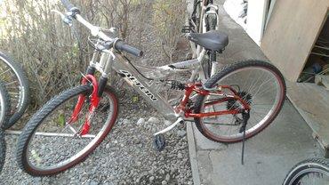 Алюминиевый велосипед из Кореи состояние отличное в Кок-Ой