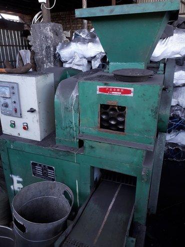 Срочно продаю станок для угольного брикет за час 3тонны производить к