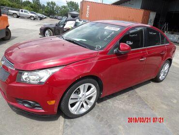 Chevrolet Cruze 1.4 l. 2012 | 102000 km