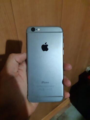 touch 6 в Кыргызстан: Б/У iPhone 6 64 ГБ Черный