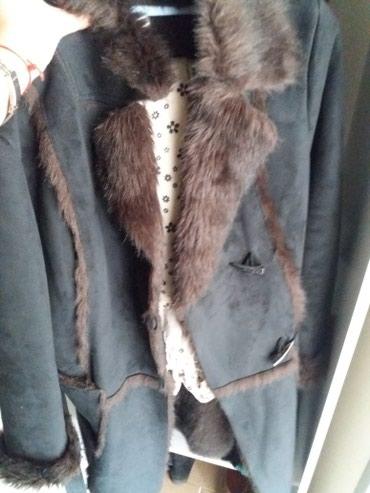 верхняя одежда недорого в Кыргызстан: Верхняя одежда по тип дубленочек производство Япония мех не
