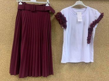 Suknje - Srbija: Hit ponuda!!! Suknja+majica za 2150 din