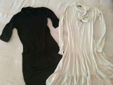 Velicina m,l i crne i bele,pamuk sa elastinom,ostala jo's bela. - Nis