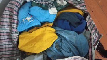Отдам большую сумку женской одежды всего лишь за 1000сомов