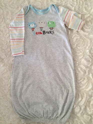 2 sleepsuits same as used in hospital. 0-3 months. Excellent σε Νέα Σμύρνη - εικόνες 2
