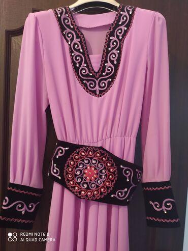 Личные вещи - Кызыл-Туу: Платье почти новое одевали один раз состояние отличное!!! .оконч.наци