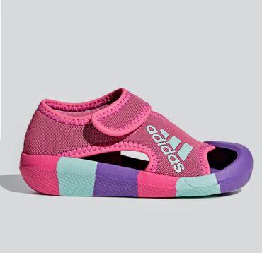 Новые сандалии из США. Все оригинал и по одной паре. Адидас розовые 26