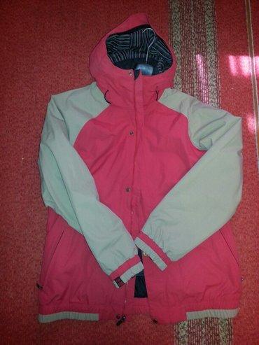 Куртки - Сокулук: Продаю спортивную мужскую куртку bonfire,размер 52-54качество