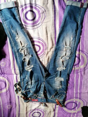 Nesal jeans - Srbija: Nove Nesal farmerke, nikad nisu nošene. Velicina 31 Imaju tegere