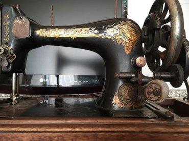 швейные цеха в Азербайджан: Швейная машина сингер. в отличном состоянии. цена договорная