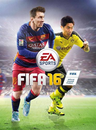 Fifa 16 igrica za pc.Ne za playstation - Nis