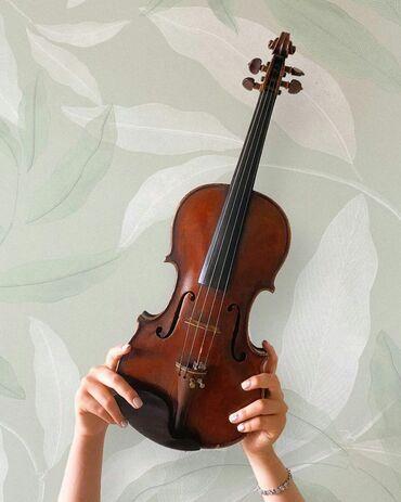 Куплю б/у ученическую 4/4 скрипку в хорошем состоянии
