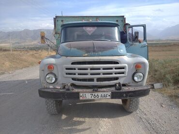 урал в Кыргызстан: Зил Урал матор