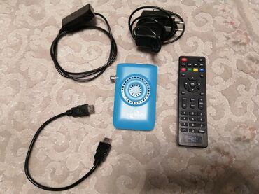 Star Track HD tuner satılır. 2 ay işlənib.Əla vəziyyətdədir.USB