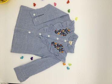 Детские рубашки для мальчиков и девочек из качественного