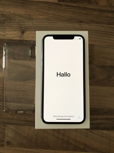 Apple iphone X 256GB в Бишкек