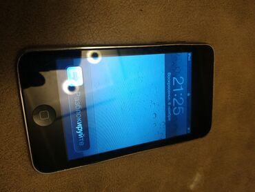 apple ipod 8gb в Кыргызстан: Ipod touch 3 64gb. Самый навороченный плеер от Apple) Работает на