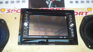 Bakı şəhərində Universal multimedia monitorlar. Sensor ekran. Dvd, flaşka sd kart aux- şəkil 9