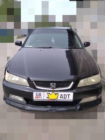 Honda Accord 2.3 л. 2002 | 190000 км