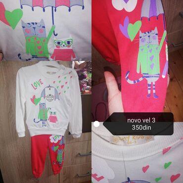 Paket odeće - Bujanovac: Paket odeće