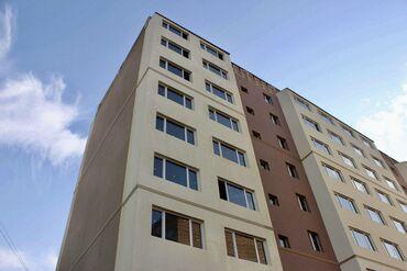 кровля крыши цена за квадратный метр работа in Кыргызстан | КРОВЛЯ КРЫШИ: 106 серия улучшенная, 1 комната, 44 кв. м Неугловая квартира