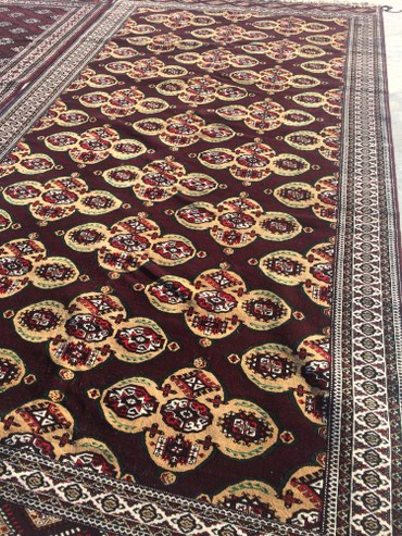 Продаю туркменские ковры. Ручная в Бишкек