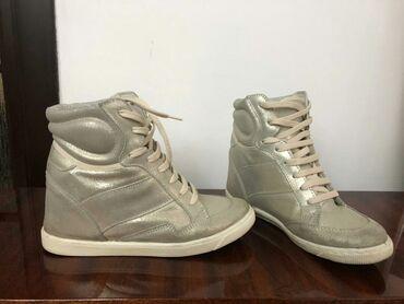 Стильные замшевые итальянские Aldo ботиночки для тех кто хочет