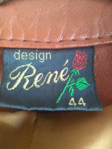 Kozna jakna nije nosena kao nova vel 44 - Zajecar - slika 2