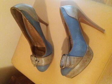 Ženska patike i atletske cipele   Sabac: Cipele lepa kombinacija boja broj 39 saljem post expresom