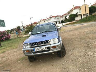 Mitsubishi L200 2.5 l. 1999 | 300 km