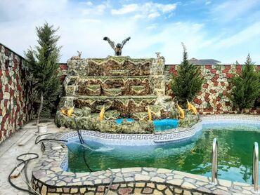 mangal satilir in Azərbaycan   DIGƏR TIKINTI XIDMƏTLƏRI: Selale yigilmasi ve temiri  Şəlalə və fontan   Dekorativ suvaq və