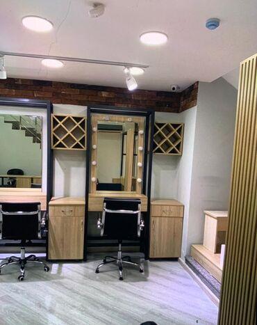 kosmetologiya - Azərbaycan: Yeni təmir olunan gozellik salonu arendaya cerilir. Icerisinde 3sac 2