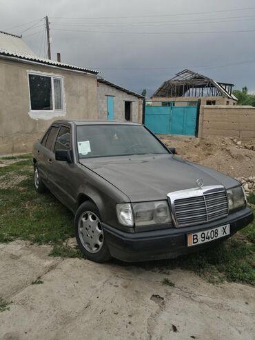 Транспорт в Бает: Mercedes-Benz W124 2.5 л. 1986