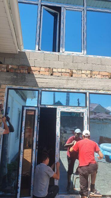 Алюминиевые окна двери изготавливаю пластиковые алюминиевые окна двери