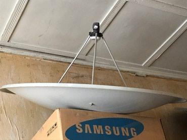 Naxçıvan şəhərində Çanaq anten. Ölçü - 90 sm.