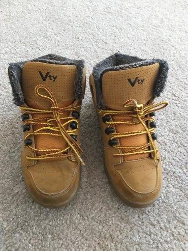 Dečije Cipele i Čizme | Uzice: Muske zimske cipele patike jako tople i udobne. Nosene jednu sezonu