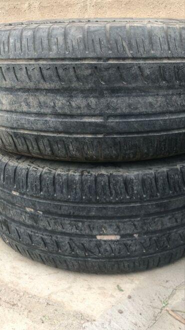 Транспорт - Горная Маевка: Летние шины 2 штуки 215/55 R16 звонить на