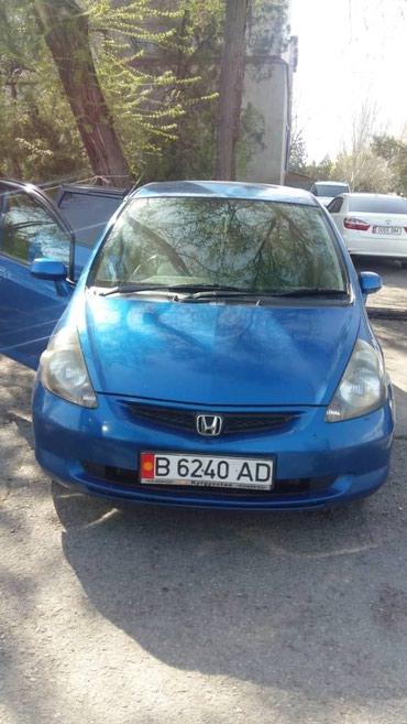 Сдаю в аренду хонда фит на длительный в Бишкек