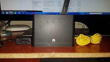 Moze - Srbija: Huawei b315s-22 sim free ruter odlicnom stanju nov nekoriscen ima 4