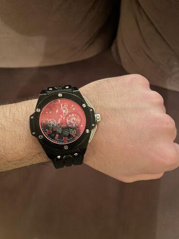 Hublot Big Bang Ferrari Unico Carbon Red CeramicHer zaman tapilmayan