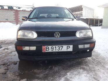 Мейманкана кыздары менен - Кыргызстан: Volkswagen Golf R 1.6 л. 1993