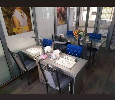 кресла для наращивания ресниц в Кыргызстан: Продаю готовый бизнес с арендованным помещением. Педикюрное кресло, м
