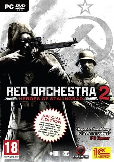 Pc igra red orchestra 2-heroes of stalingrad (2014) - Beograd
